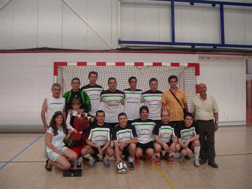 Equipo de Futbito Temporada 2012-13